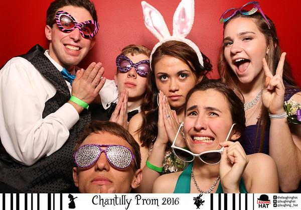 Chantilly Prom