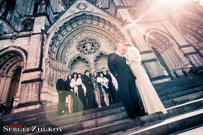 Oksana & Patrick's Wedding