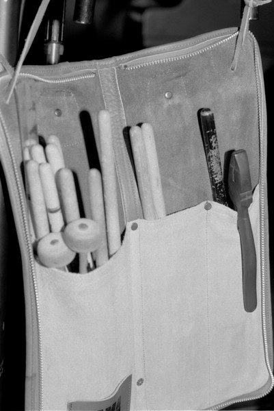 BILL BRUFORD'S STICK BAG