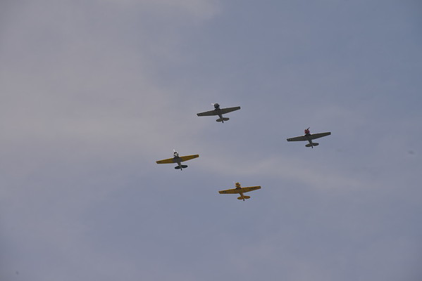 2015 VE Day DC Flyover