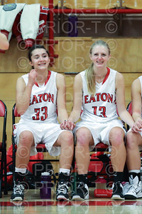 12/18/2014 Eaton Varsity Girls Basketball vs Highland