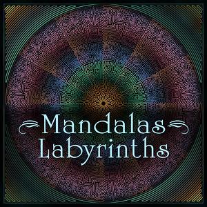 Labyrinth & Maze Mandalas