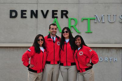 City Year Denver Opening Day- September 26, 2011