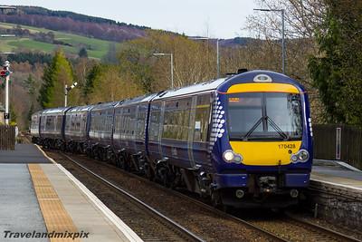 Class 170 Turbostar