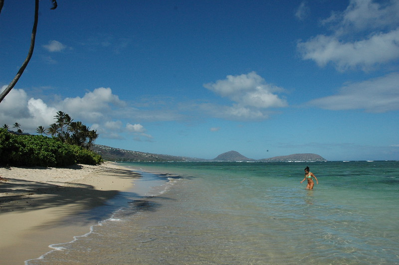 Hawaii - Kahala Beach-6.JPG