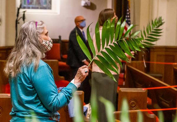 Palm Sunday 2021 Central Christian Church Lexington Kentucky