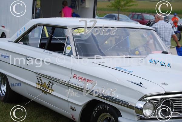 Sheriff's Charity Car Show fundraiser for Fox Valley United Way at Martin Family Farm near Elburn, Ill 8-31-13