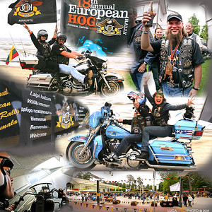 18° European Hog Rally Jurmala (Lettonia)