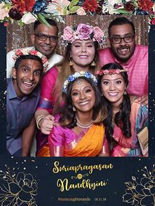 Suriapragasan & Nandhyini