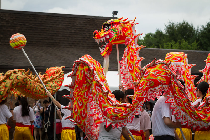 Chinese Festival 2018 - Day 1
