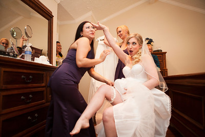 Heather & Brian - Wedding