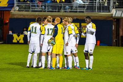 OT - UM Men's Soccer Vs Penn State 10-6-12