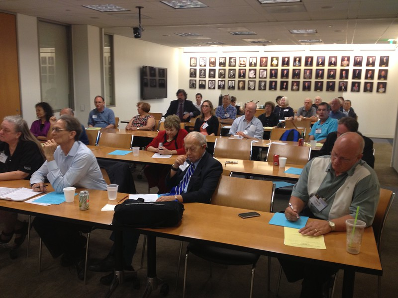 Attendees at the BHBA education event in conjunction with the 50th Anniversary pre-events held in LA on June 29th.