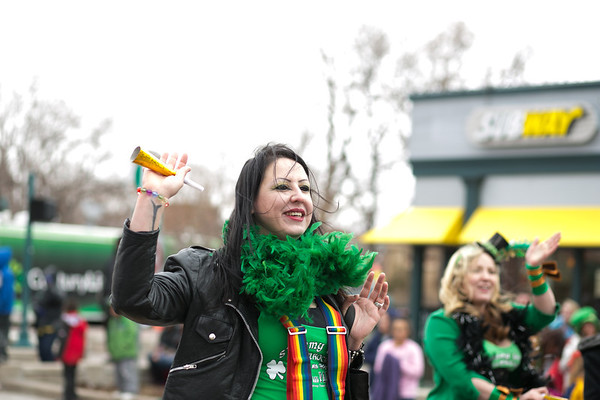 Peaks and Pasties St Paddy's Day 2014