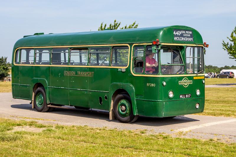 MLL817 London Transport RF280