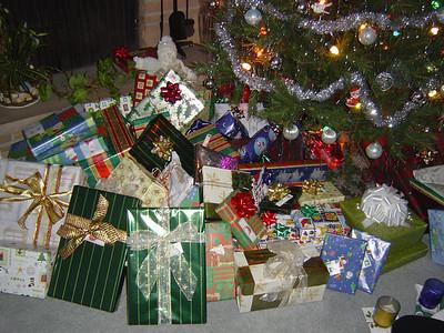 2003 - December Christmas Mom S