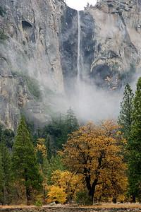 Yosemite -- November 2005