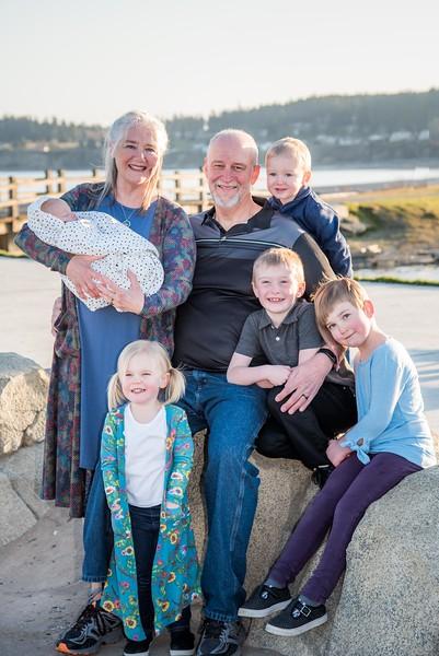 Eskridge Family Portrait