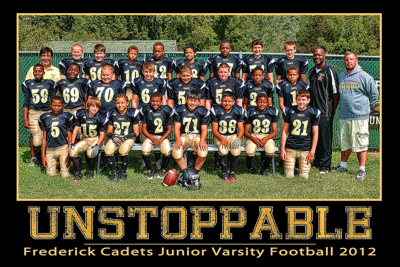 Frederick Cadets Football