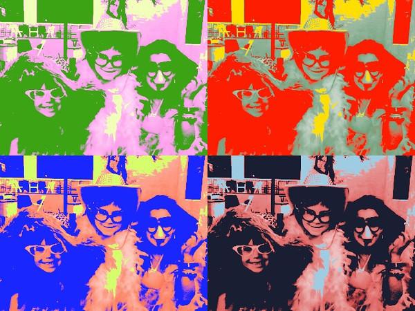 Loraina's Bat Mitzvah Photobooth 06.18.11