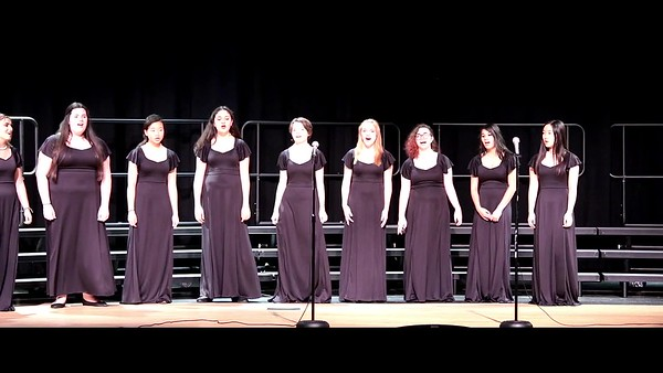 Pascack Valley High School Choir Spring Concert 5.17.18
