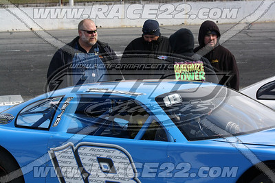 3-11-11 Testing at Hickory
