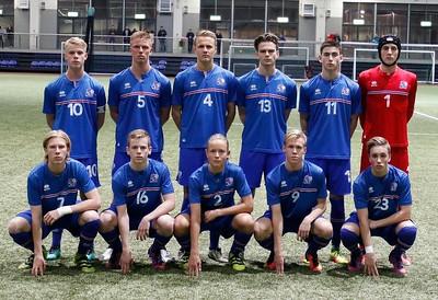 U17 karla - Ísland-Þýskaland (2016)