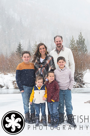 Vail Family Photos - East Vail - Saltzman