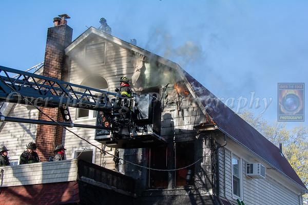 Floral Park House Fire 04/26/2021