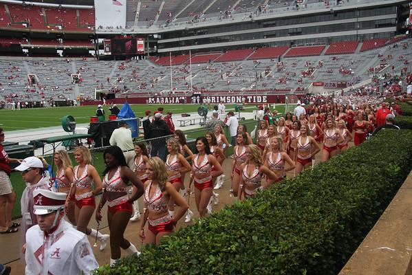 Alabama - North Texas 2009