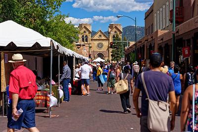 Santa Fe Indian Market - 2019