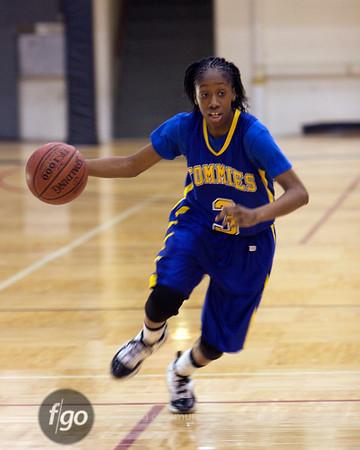Minnehaha Academy v Minneapolis Edison Girls Basketball 3-12-10