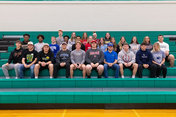2021-05-05 | Central Dauphin Spring Signing Day