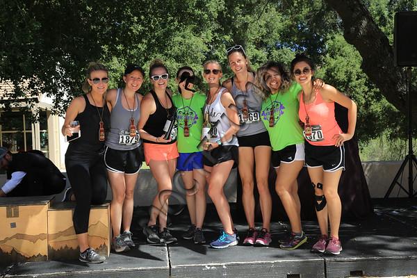 Half marathon & 5K awards