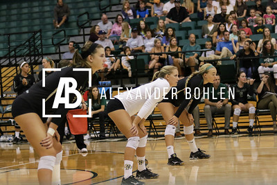 2015 Cal Poly Volleyball vs UCSB