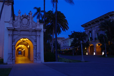 Balboa Park Night Shoot - May 13, 2010