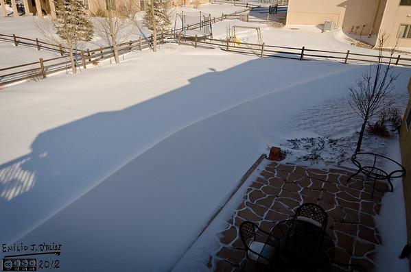 February 2012 Snowstorm