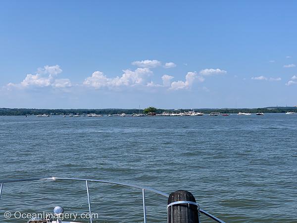 20190728 Nanjemoy, MD - Boating & Wades Bay
