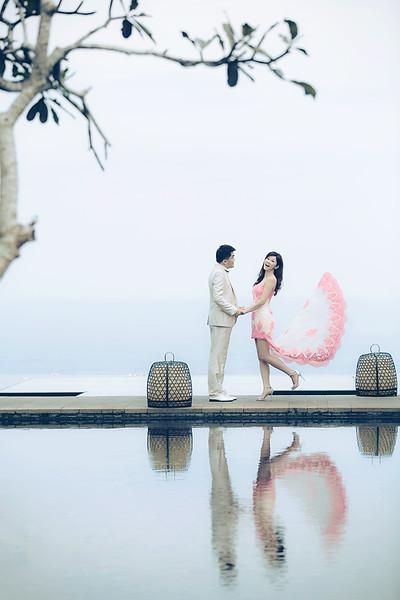 Daniel + Ophelia ( Bvlgary Bali )