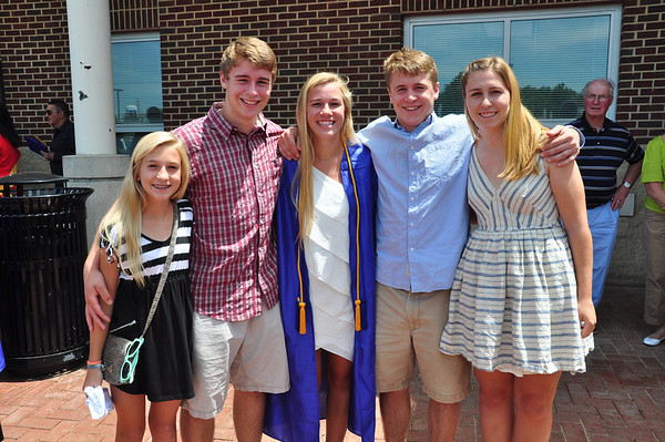 Annabeth's graduation