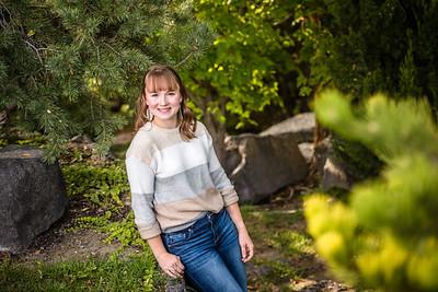 Anna Rickabaugh -senior