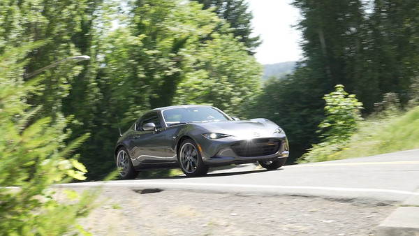 2017 Mazda MX-5 Grand Touring RF