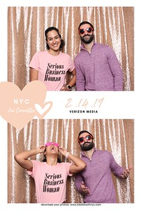 Verizon Media Valentine's Day Event 02.14.2019