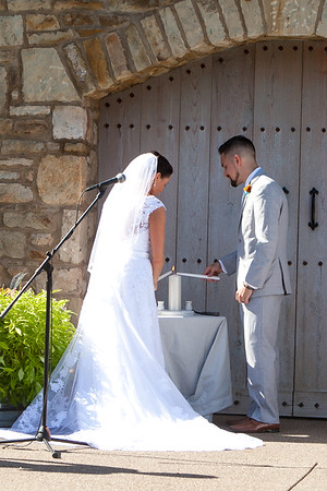 Sarah + James - Ceremony