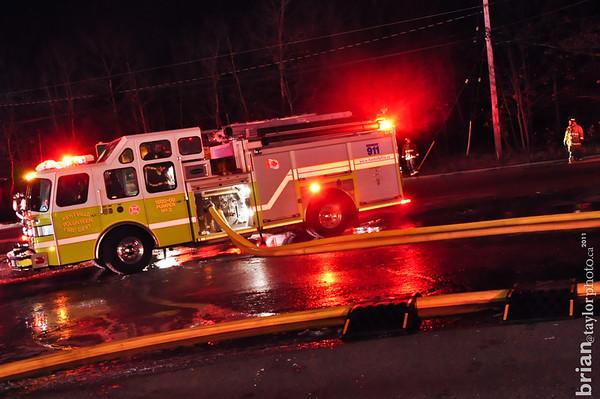 Pine View Inn Fire