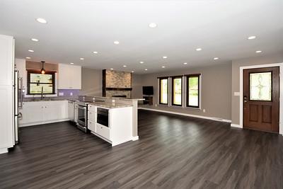 Kitchen-Living Room Remodel