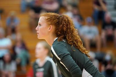 Eastbrook Volleyball vs Elwood 9-7-21