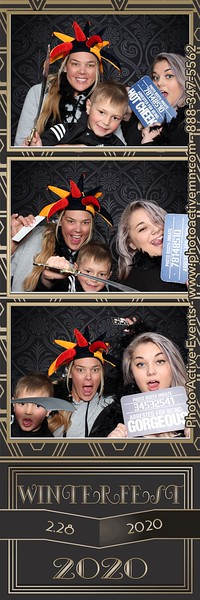 2020-02-28 St Scholastica Photo Booth Duluth