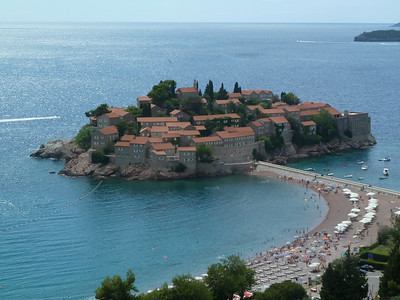 Greece, Albania, Montenegro, Bosnia & Croatia, July 2011