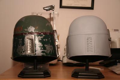 Boba Fett Rotj Helmet: MS3